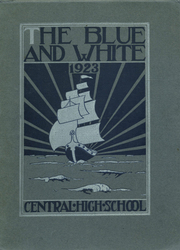 Central High School - Pnalka Yearbook (Springfield, MA) online yearbook collection, 1923 Edition, Page 1