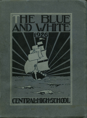 Central High School - Pnalka Yearbook (Springfield, MA) online yearbook collection, 1926 Edition, Page 1