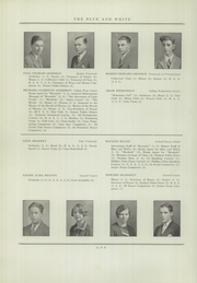 Page 16, 1929 Edition, Central High School - Pnalka Yearbook (Springfield, MA) online yearbook collection