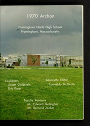 Page 5, 1970 Edition, Framingham North High School - Archon Yearbook (Framingham, MA) online yearbook collection