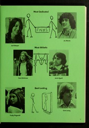 Page 17, 1975 Edition, Framingham North High School - Archon Yearbook (Framingham, MA) online yearbook collection
