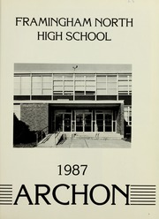Page 5, 1987 Edition, Framingham North High School - Archon Yearbook (Framingham, MA) online yearbook collection