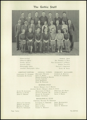 Page 16, 1938 Edition, Brighton High School - Gothic Yearbook (Brighton, MA) online yearbook collection