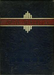 1943 Edition, Brighton High School - Gothic Yearbook (Brighton, MA)