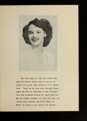 Page 15, 1948 Edition, Wilmington High School - Hourglass Yearbook (Wilmington, MA) online yearbook collection
