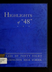 Page 5, 1948 Edition, Wilmington High School - Hourglass Yearbook (Wilmington, MA) online yearbook collection