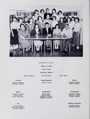 Page 10, 1953 Edition, Wilmington High School - Hourglass Yearbook (Wilmington, MA) online yearbook collection