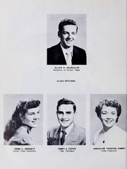 Page 16, 1953 Edition, Wilmington High School - Hourglass Yearbook (Wilmington, MA) online yearbook collection