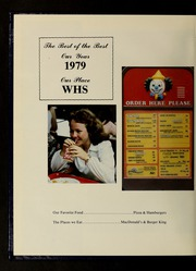 Page 8, 1979 Edition, Wilmington High School - Hourglass Yearbook (Wilmington, MA) online yearbook collection