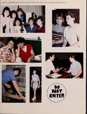 Page 17, 1986 Edition, Wilmington High School - Hourglass Yearbook (Wilmington, MA) online yearbook collection