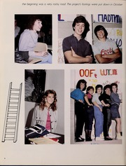 Page 8, 1986 Edition, Wilmington High School - Hourglass Yearbook (Wilmington, MA) online yearbook collection