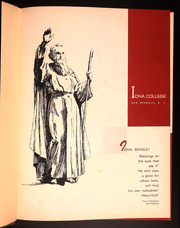 Page 5, 1949 Edition, Iona College - ICANN Yearbook (New Rochelle, NY) online yearbook collection