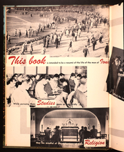 Page 8, 1949 Edition, Iona College - ICANN Yearbook (New Rochelle, NY) online yearbook collection