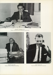 Page 11, 1969 Edition, Iona College - ICANN Yearbook (New Rochelle, NY) online yearbook collection