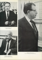 Page 13, 1969 Edition, Iona College - ICANN Yearbook (New Rochelle, NY) online yearbook collection