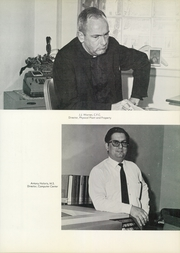 Page 15, 1969 Edition, Iona College - ICANN Yearbook (New Rochelle, NY) online yearbook collection