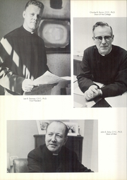 Page 8, 1969 Edition, Iona College - ICANN Yearbook (New Rochelle, NY) online yearbook collection