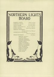 Page 11, 1939 Edition, North High School - Northern Lights Yearbook (Worcester, MA) online yearbook collection
