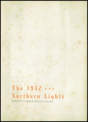 Page 7, 1942 Edition, North High School - Northern Lights Yearbook (Worcester, MA) online yearbook collection