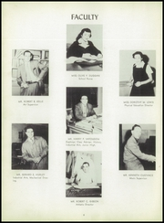 Page 10, 1952 Edition, Canton High School - Echo Yearbook (Canton, MA) online yearbook collection