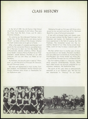 Page 12, 1952 Edition, Canton High School - Echo Yearbook (Canton, MA) online yearbook collection