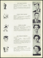 Page 15, 1952 Edition, Canton High School - Echo Yearbook (Canton, MA) online yearbook collection