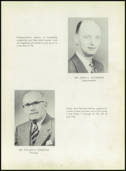 Page 7, 1952 Edition, Canton High School - Echo Yearbook (Canton, MA) online yearbook collection