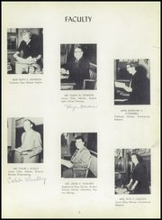 Page 9, 1952 Edition, Canton High School - Echo Yearbook (Canton, MA) online yearbook collection