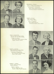 Page 12, 1955 Edition, Canton High School - Echo Yearbook (Canton, MA) online yearbook collection