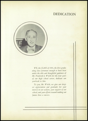 Page 7, 1955 Edition, Canton High School - Echo Yearbook (Canton, MA) online yearbook collection
