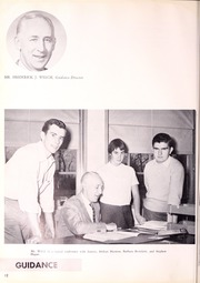 Page 16, 1958 Edition, Canton High School - Echo Yearbook (Canton, MA) online yearbook collection