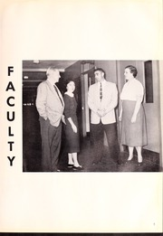 Page 9, 1958 Edition, Canton High School - Echo Yearbook (Canton, MA) online yearbook collection