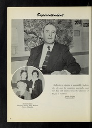 Page 10, 1959 Edition, Canton High School - Echo Yearbook (Canton, MA) online yearbook collection