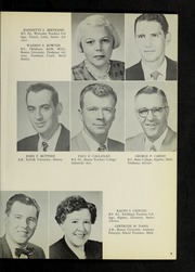 Page 13, 1959 Edition, Canton High School - Echo Yearbook (Canton, MA) online yearbook collection