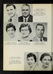 Page 14, 1959 Edition, Canton High School - Echo Yearbook (Canton, MA) online yearbook collection