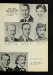 Page 15, 1959 Edition, Canton High School - Echo Yearbook (Canton, MA) online yearbook collection