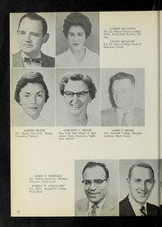 Page 16, 1959 Edition, Canton High School - Echo Yearbook (Canton, MA) online yearbook collection