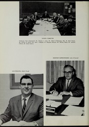 Page 14, 1965 Edition, Canton High School - Echo Yearbook (Canton, MA) online yearbook collection