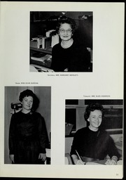 Page 15, 1965 Edition, Canton High School - Echo Yearbook (Canton, MA) online yearbook collection