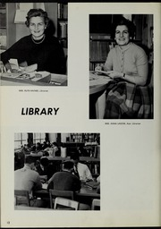 Page 16, 1965 Edition, Canton High School - Echo Yearbook (Canton, MA) online yearbook collection