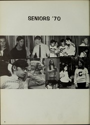 Page 12, 1970 Edition, Canton High School - Echo Yearbook (Canton, MA) online yearbook collection