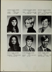 Page 14, 1970 Edition, Canton High School - Echo Yearbook (Canton, MA) online yearbook collection