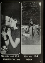 Page 9, 1970 Edition, Canton High School - Echo Yearbook (Canton, MA) online yearbook collection