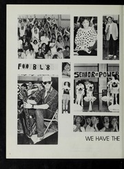 Page 6, 1987 Edition, Canton High School - Echo Yearbook (Canton, MA) online yearbook collection