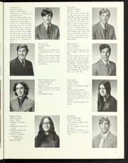 Page 11, 1972 Edition, Newton South High School - Regulus Yearbook (Newton, MA) online yearbook collection
