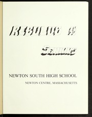 Page 7, 1972 Edition, Newton South High School - Regulus Yearbook (Newton, MA) online yearbook collection