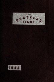 North Attleboro High School - Northern Light Yearbook (North Attleboro, MA) online yearbook collection, 1944 Edition, Page 1