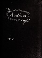 North Attleboro High School - Northern Light Yearbook (North Attleboro, MA) online yearbook collection, 1947 Edition, Page 1