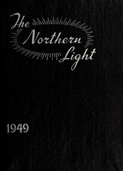 North Attleboro High School - Northern Light Yearbook (North Attleboro, MA) online yearbook collection, 1949 Edition, Page 1