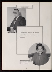 Page 18, 1960 Edition, North Attleboro High School - Northern Light Yearbook (North Attleboro, MA) online yearbook collection